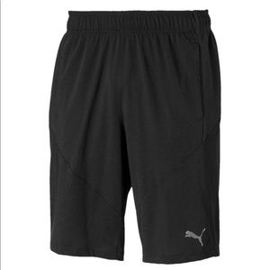 PUMA Reactive Drirelease Mens Shorts Black